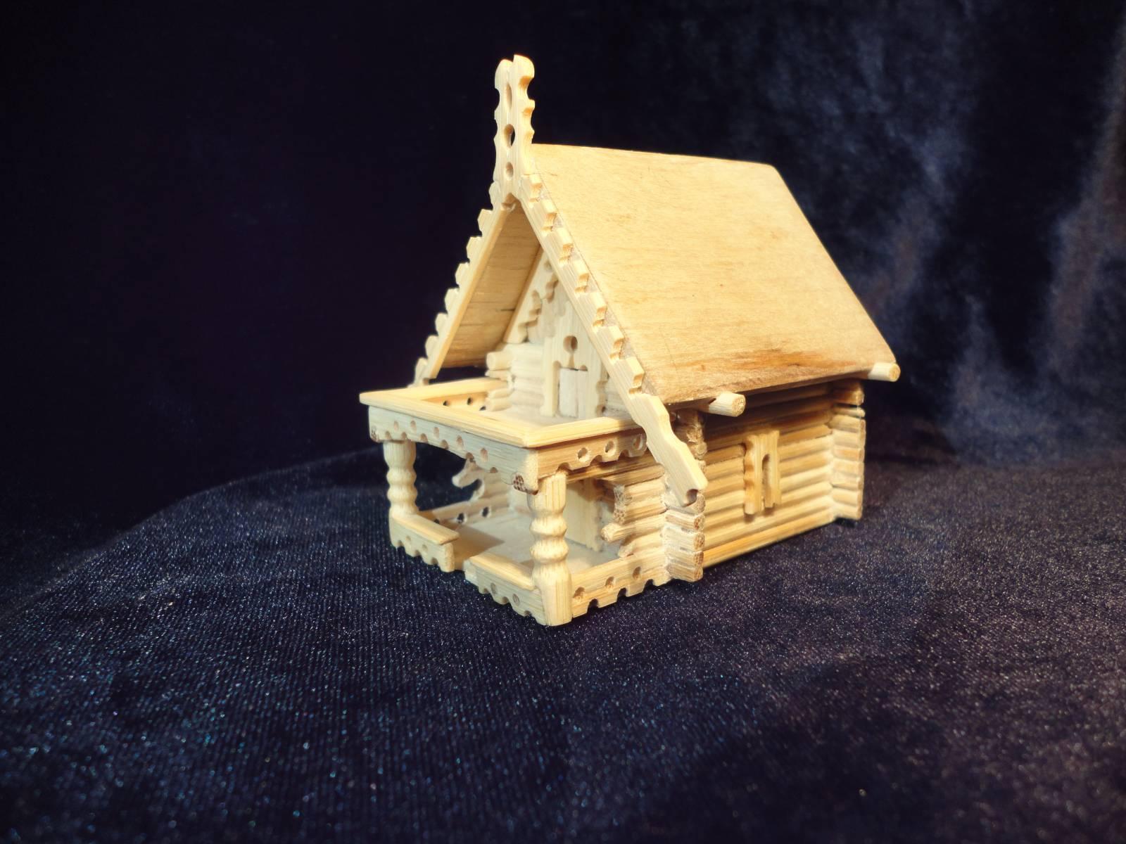 Разные поделки для дома из дерева